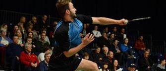 Entry into international tournaments | Badminton England