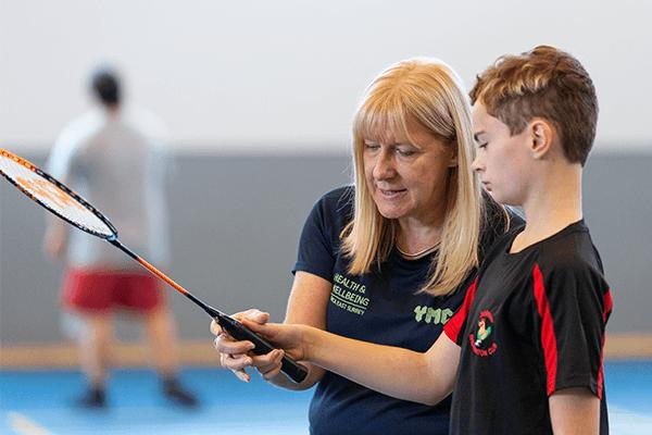 para-badminton-image | Badminton England