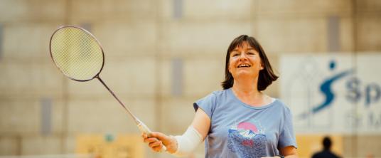 Adult | Badminton England