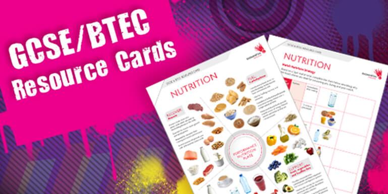Smashup GCSE BTEC Resource Cards