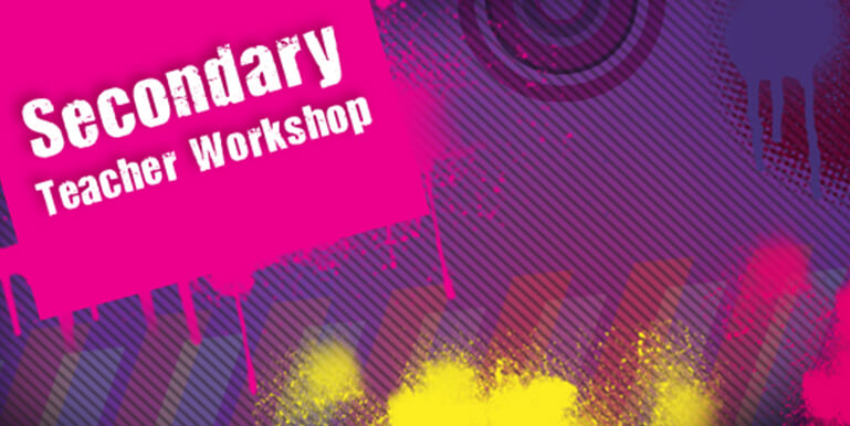 Smashup Secondary Teacher Workshop