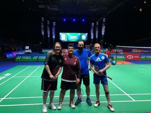 Rainbow Racquets play at the All England content img 3
