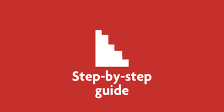 Tile Step by step guide