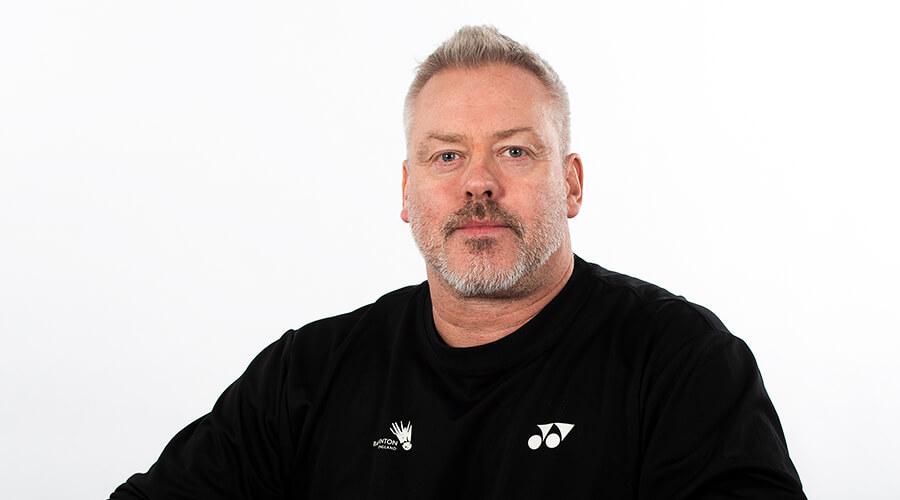 Julian Robertson National Coach