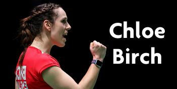 Player Profile Chloe Birch
