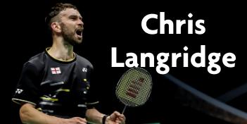 Player Profile Chris Langridge