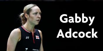 Player Profile Gabby Adcock