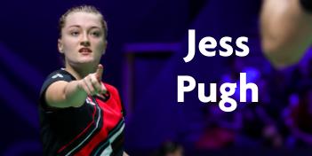 Player Profile Jess Pugh