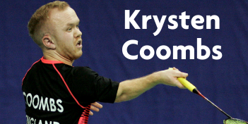 Player Profile Krysten Coombs