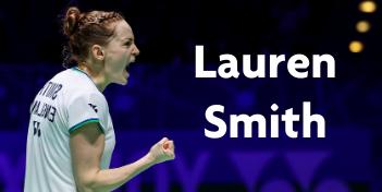 Player Profile Lauren Smith