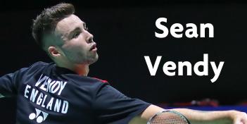 Player Profile Sean Vendy