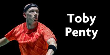 Player Profile Toby Penty