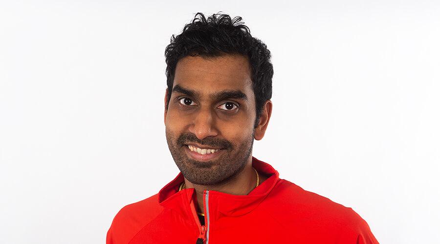 Rajiv Ouseph Pathway Coach