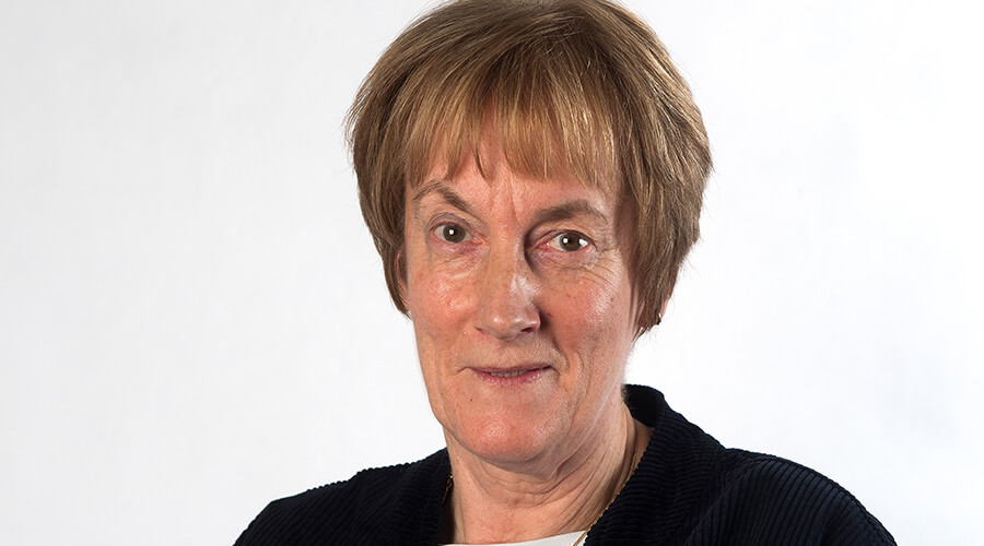 Alison Odell CBE Chair of the England Performance Board | Badminton England