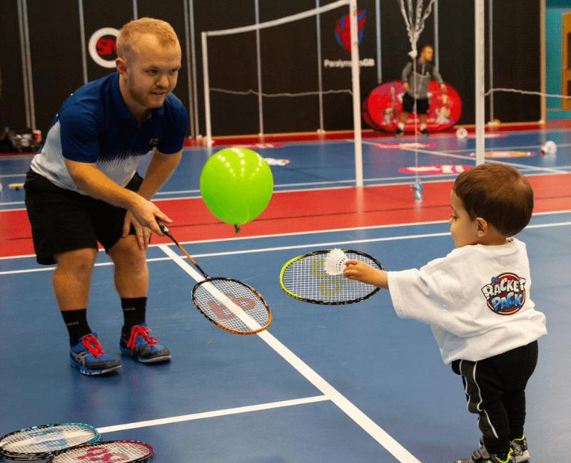 Disability Badminton   Badminton England