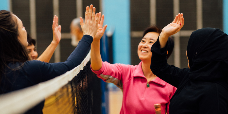 Adult Banner | Badminton England