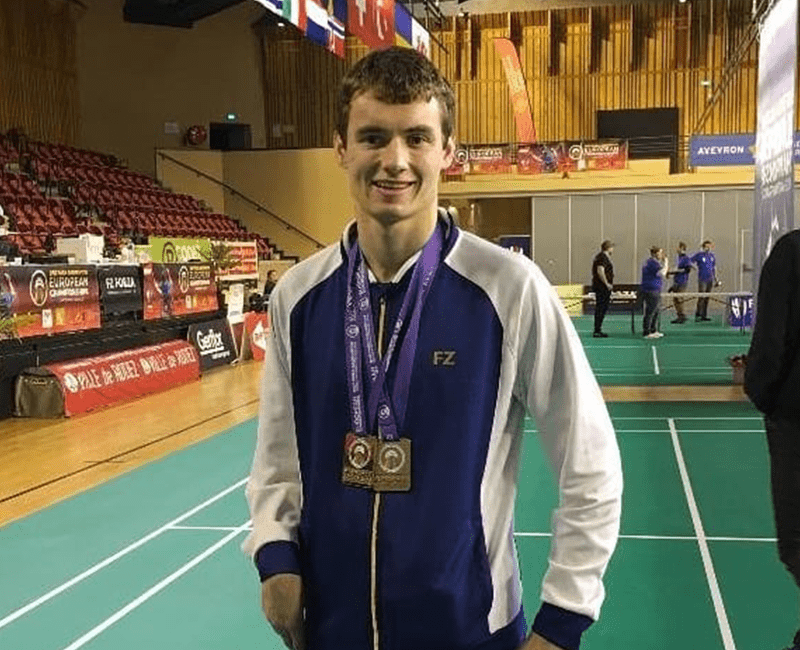 Daniel Bethell | Badminton England