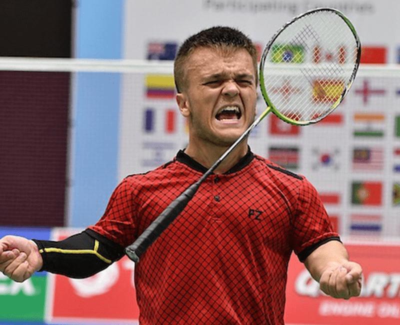 Jake Shephard | Badminton England