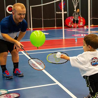 Krysten Coombs | Badminton England