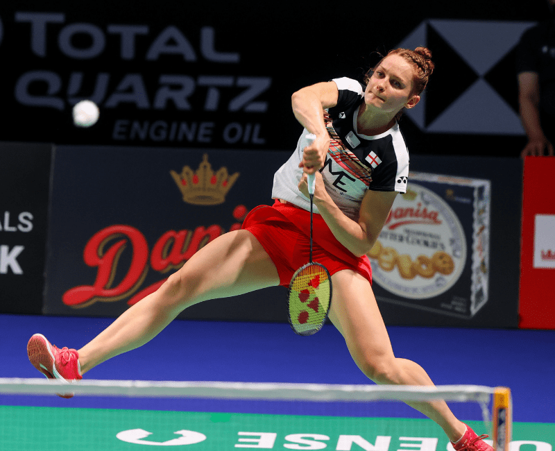 Lauren Smith | Badminton England
