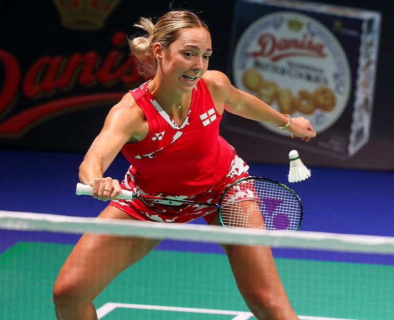 Gabby Adcock   Badminton England