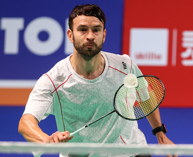 Chris Langridge | Badminton England