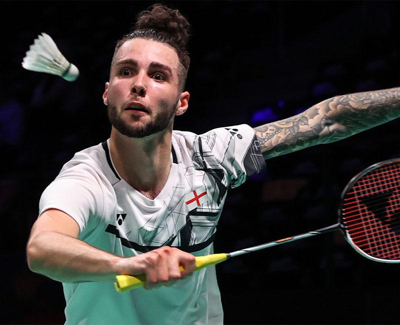 Sean Vendy | Badminton England