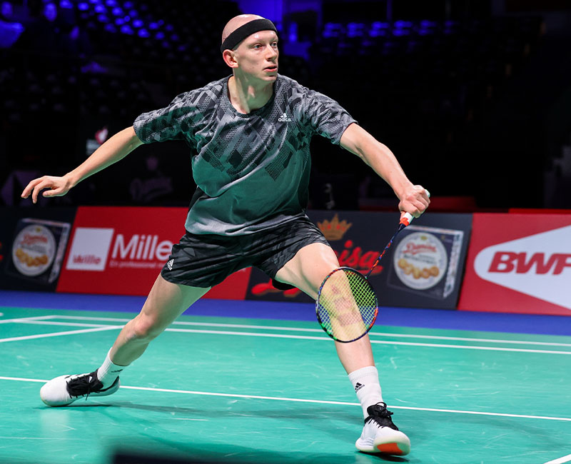 Toby Penty | Badminton England