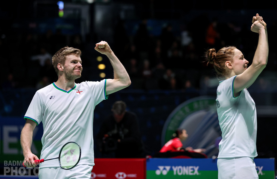 Ellis and Smith aim for one better at YONEX All England