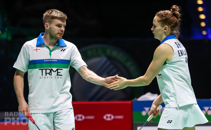 Ellis and Smith dare to dream of winning YONEX All England