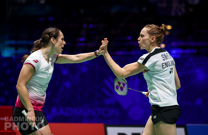 YONEX All England boosts Birch & Smith in time for Tokyo