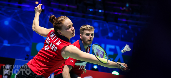 End of road for Smith & Ellis at YONEX All England