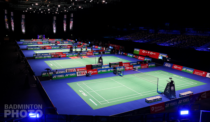 Statement regarding withdrawal of players from the YONEX All England Championships 2021