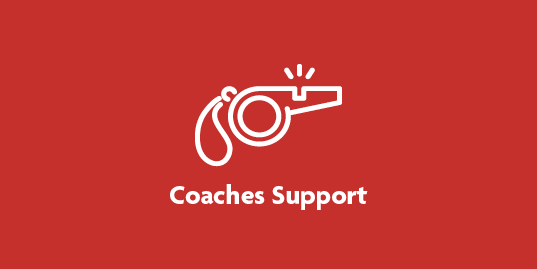 Lets Talk Coaches Support
