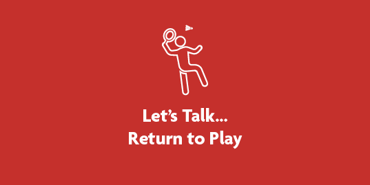 Lets Talk Return To Play 1