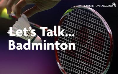 LetsTalkBadminton feature