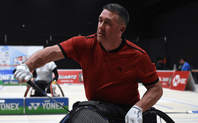 Pair added to Paralympic squad
