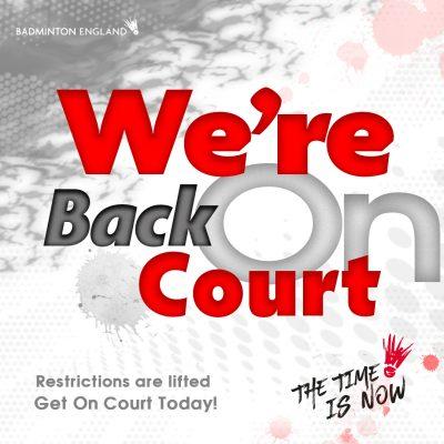 back on court