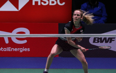 Abigail Holden leads English charge at Dutch Open